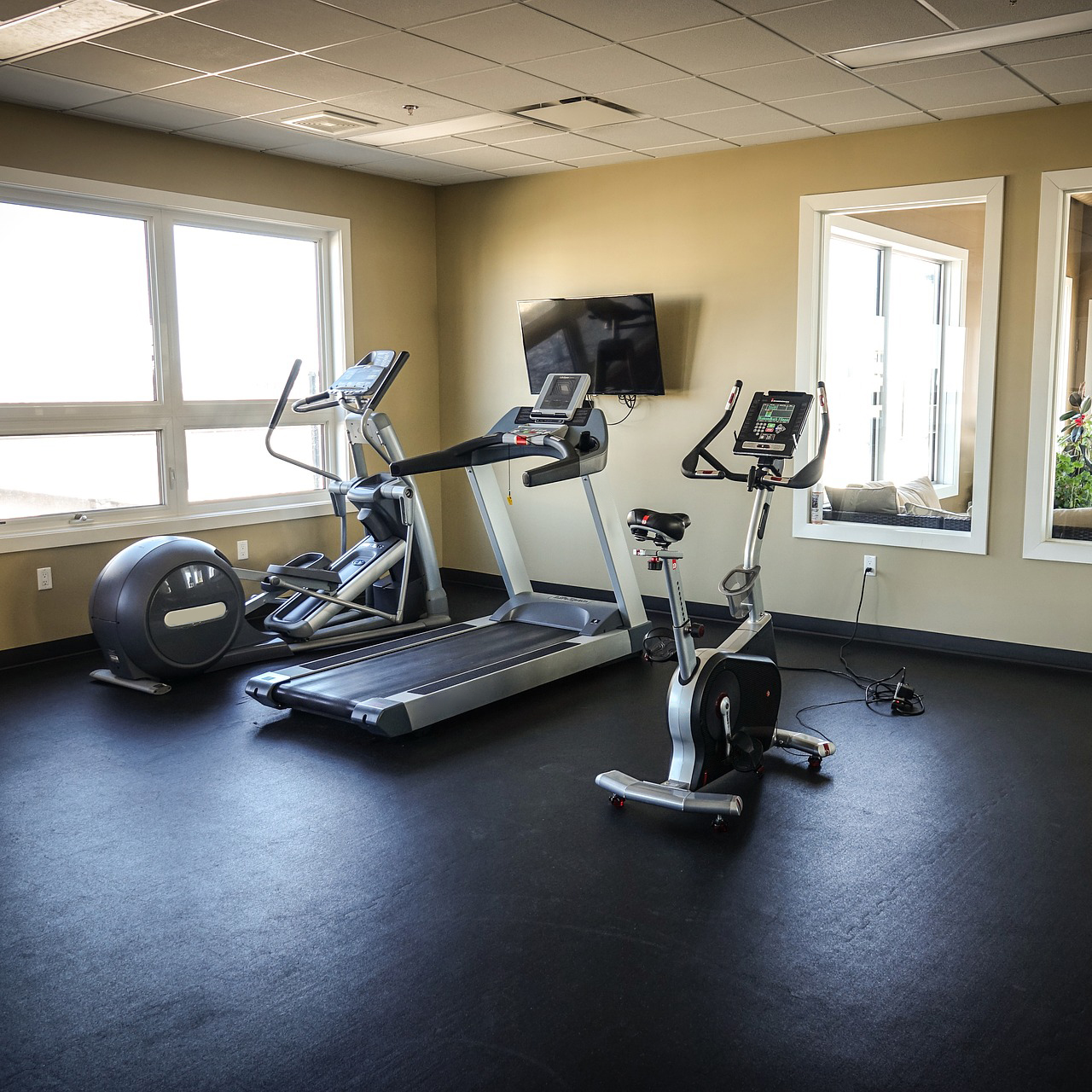 Sports fitness equipment